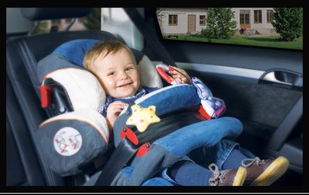 Автошторки Laitovo надежно защитят вашего ребенка от солнца