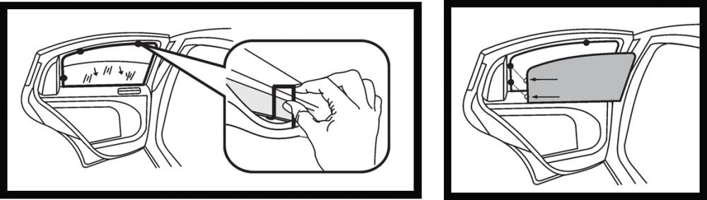 Способ крепления автошторок запатентован компанией Laitovo