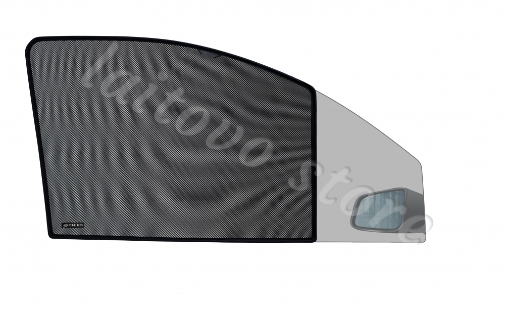 Laitovo Автомобильные шторки Chiko передние на Hyundai Solaris Седан 4D (2010 - 2014) FD-H-169-6-5