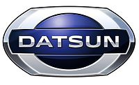 Car window sun screen for Datsun