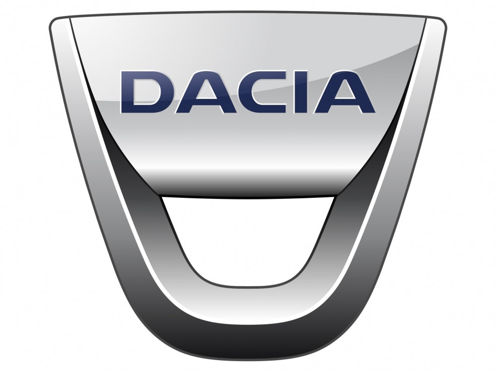 Car window sun screen for Dacia