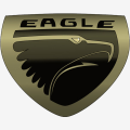 Car window sun screen for Eagle