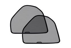 Комплект защитных экранов Laitovo на зажимах (ЗФ, Светлая / 20-25%)