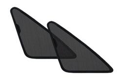 Комплект защитных экранов Laitovo на зажимах (ПФ, Темная / 5-15%)