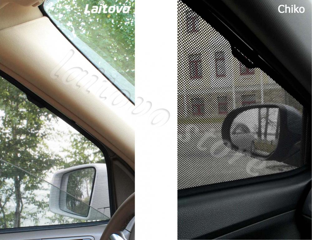 Сравнение автошторок Laitovo и Chiko