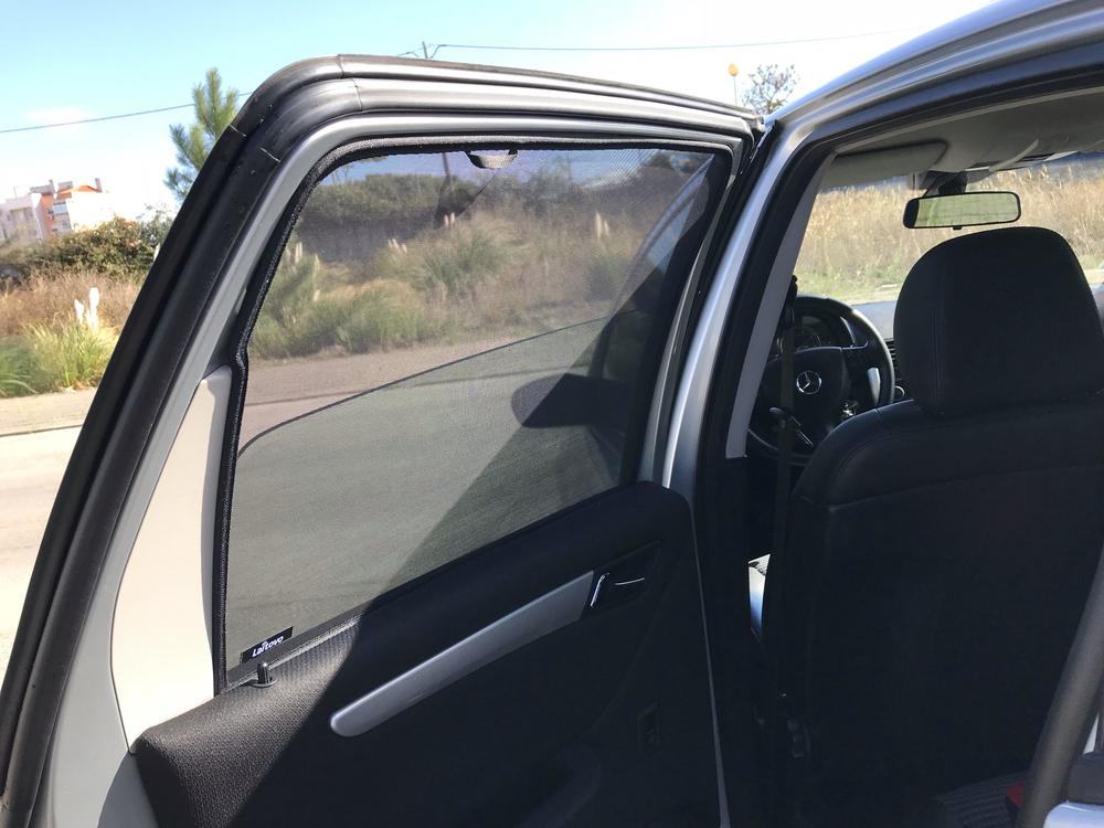 Heckscheibe Blenden hinten Ab 2012 Sonnenschutz Peugeot 208 3-Türer BJ