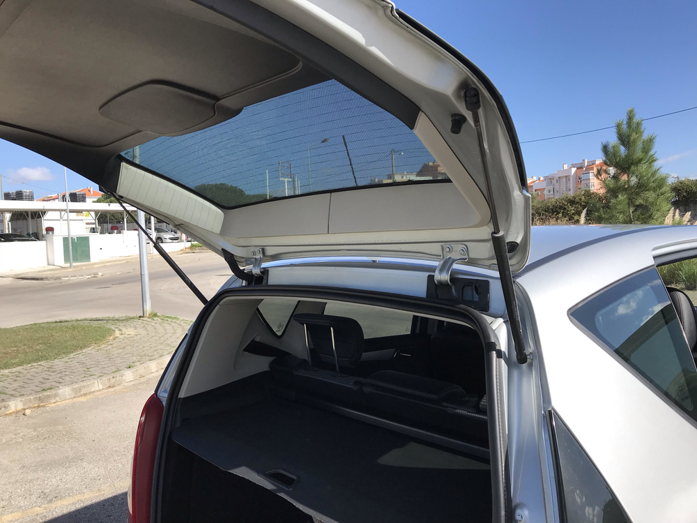 Heckscheibe Ab 2015 Blenden hinten Sonnenschutz Jaguar XF 4-Türer BJ